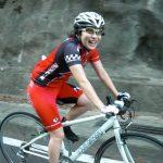 初サイクリング(クロスバイク)